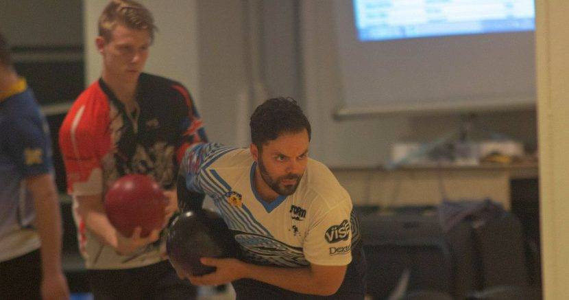 Defending champion Jason Belmonte adds his name to the leaderboard in Malmö