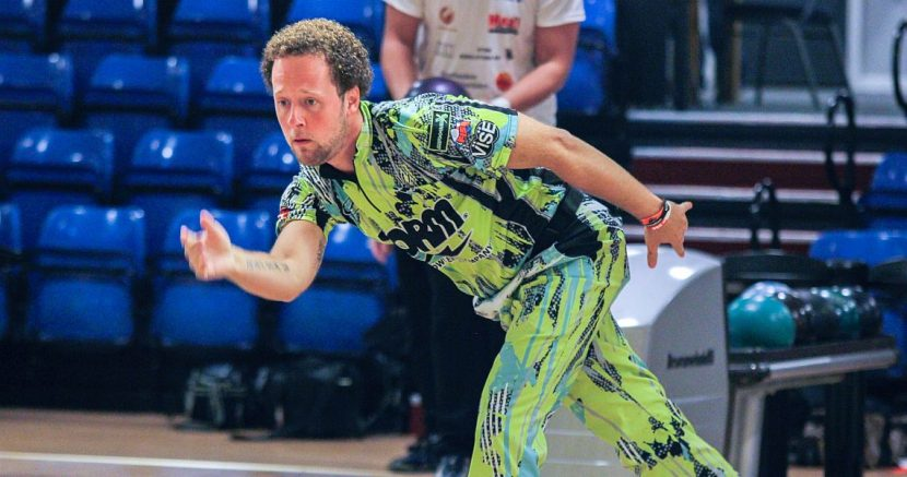 Kyle Troup sets the pace in World Bowling Tour Thailand event