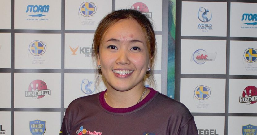 Malaysia's Sin Li Jane is first female squad leader in Storm Lucky Larsen Masters