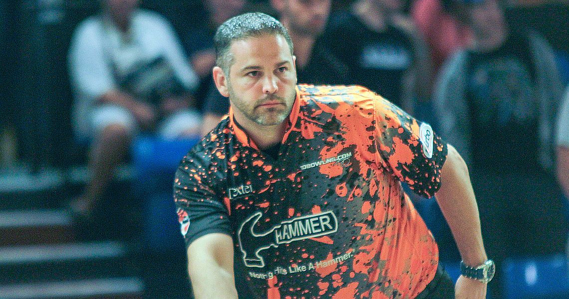 U.S. bowlers dominate Wednesday's squads at Storm Lucky Larsen Masters