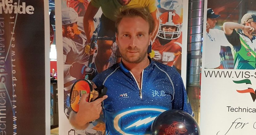 Italian Alessandro Santu achieves perfection; rolls 300 at Rome Open All4bowling