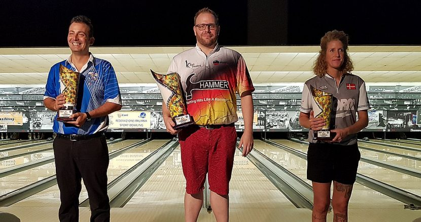 Morig (GER) defeats De Filippi (ITA) in roll-off to win Rome Open All4bowling