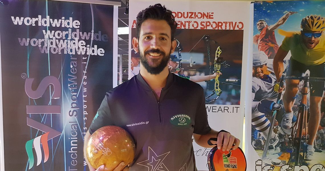 Four players crack the top 10 Thursday at Rome Open All4bowling