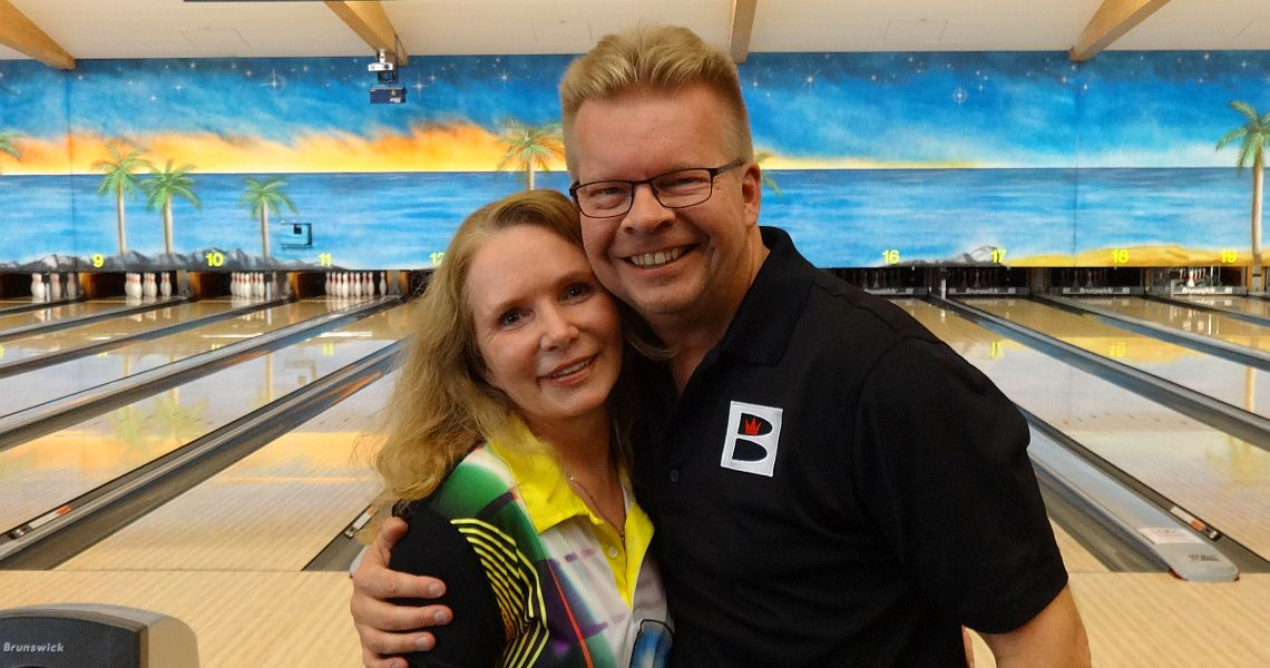 Angelika Hernitschek, Kimmo Lehtonen win their first ISBT title in Munich