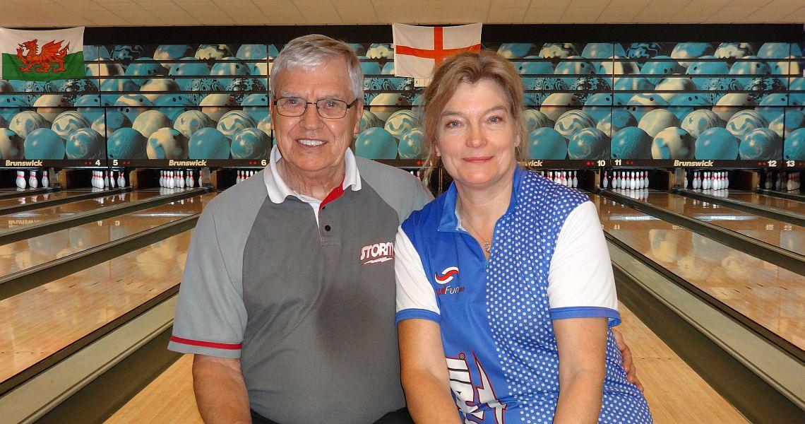 Liliane Vintens, Alan Jenkins take home the hardware at Stroud UK Senior Open