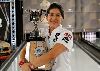 Major Maria marches to September IBMA Bowler of the Month