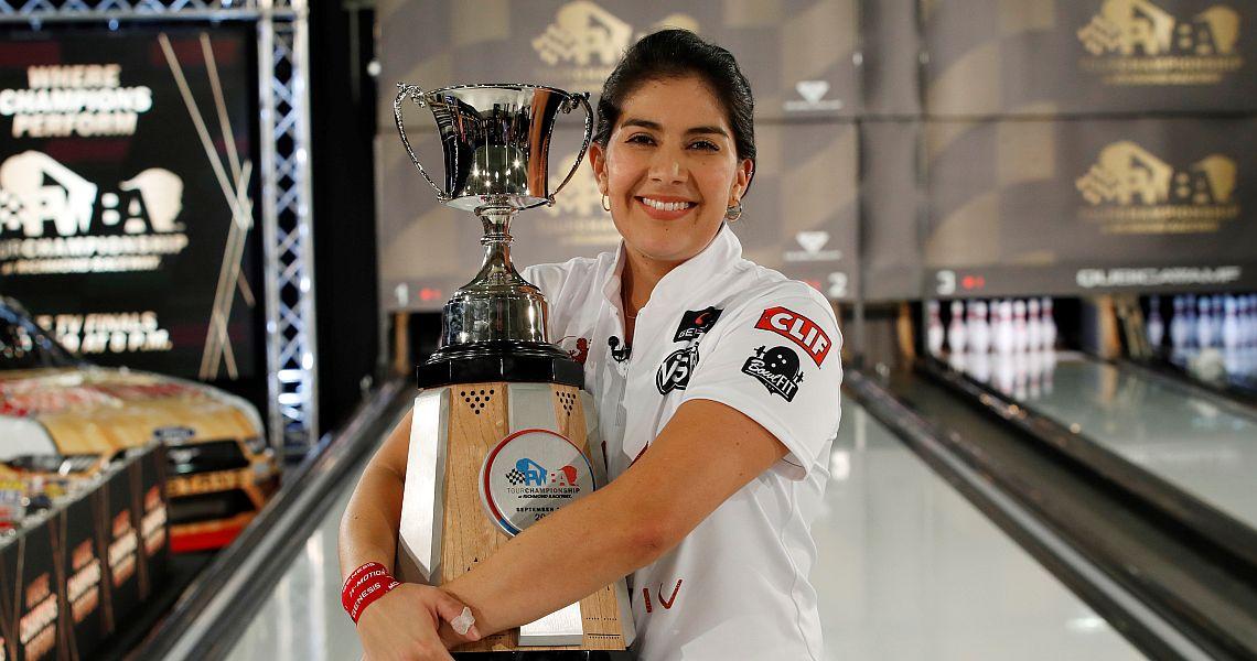 Maria Jose Rodriguez wins 2018 PWBA Tour Championship