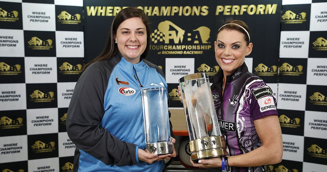 Shannon O'Keefe, Jordan Richard highlight 2018 PWBA Tour season