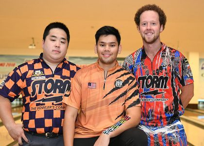 Rafiq Ismail posts big numbers to lead Round Three at PBA/WBT Thailand