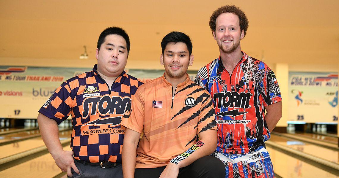 Rafiq Ismail posts big numbers to lead Round Three at PBA/WBT Thailand