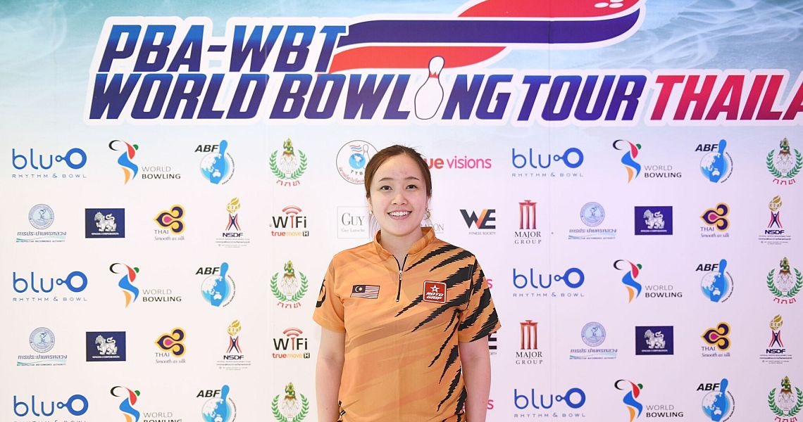 Sin Li Jane shoots into the lead in PBA/WBT Thailand event
