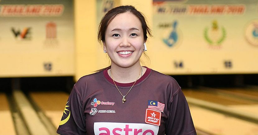 Sin Li Jane leads top 42 into PBA-WBT Thailand finals