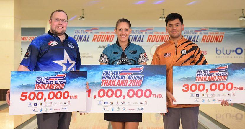 Big payday for Danielle McEwan, wins $30,000 in PBA-WBT Thailand