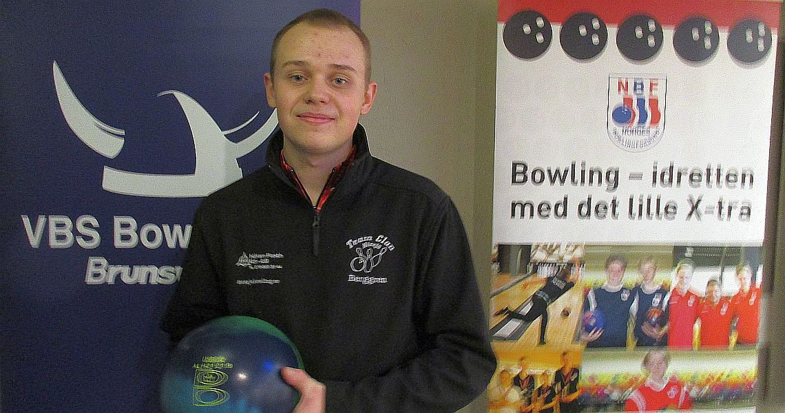 Sweden's Alfred Berggren shoots into the lead in Norwegian Open 2018