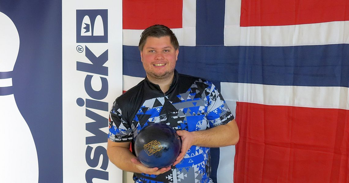 Sweden's Benjamin Jonsson owns Squad 14 at Norwegian Open by Brunswick