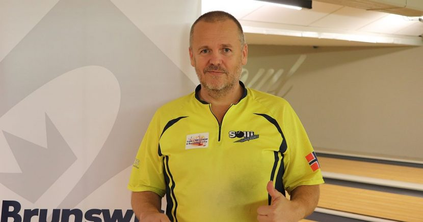 Mattias Wetterberg continues to lead qualifying at Norwegian Open by Brunswick