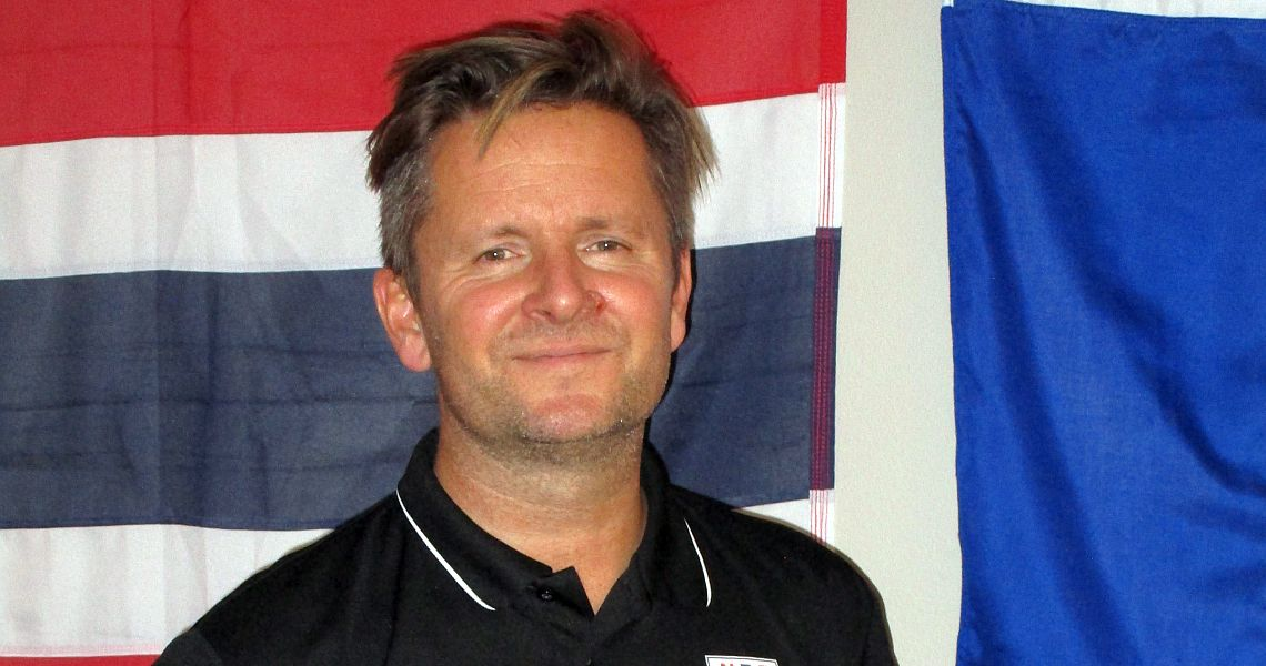 Past champion Tore Torgersen sets the scoring pace in Norwegian Open 2018