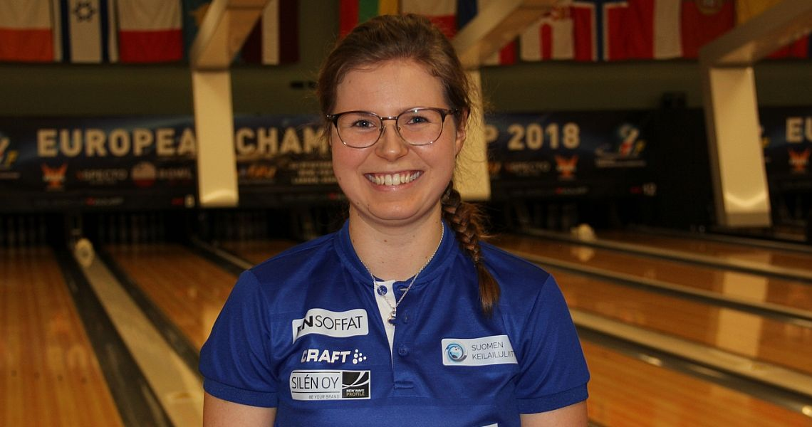 Finland's Eliisa Hiltunen leads top 16 women into Round 2 at ECC 2018