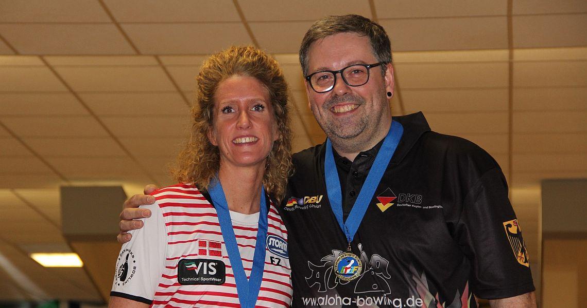 Mai Ginge Jensen, Bodo Konieczny win 2018 European Champions Cup