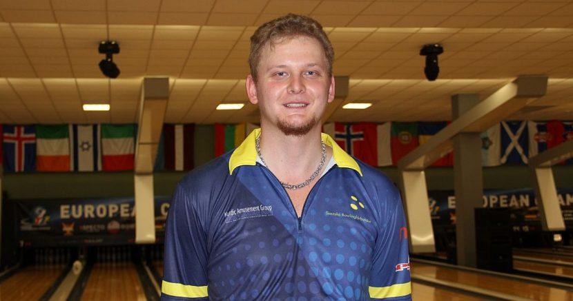 Sweden's Viktor Danielsson sets the pace in men's European Champions Cup