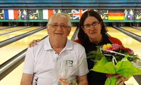 Frederique de Bandt, Roger Pieters clinch victory in French Senior Open