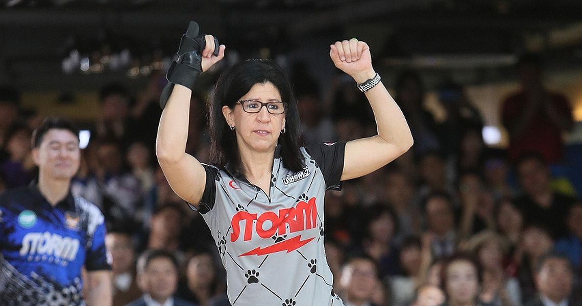 Liz Johnson shoots 290 to win the 20th SamHo Korea Cup
