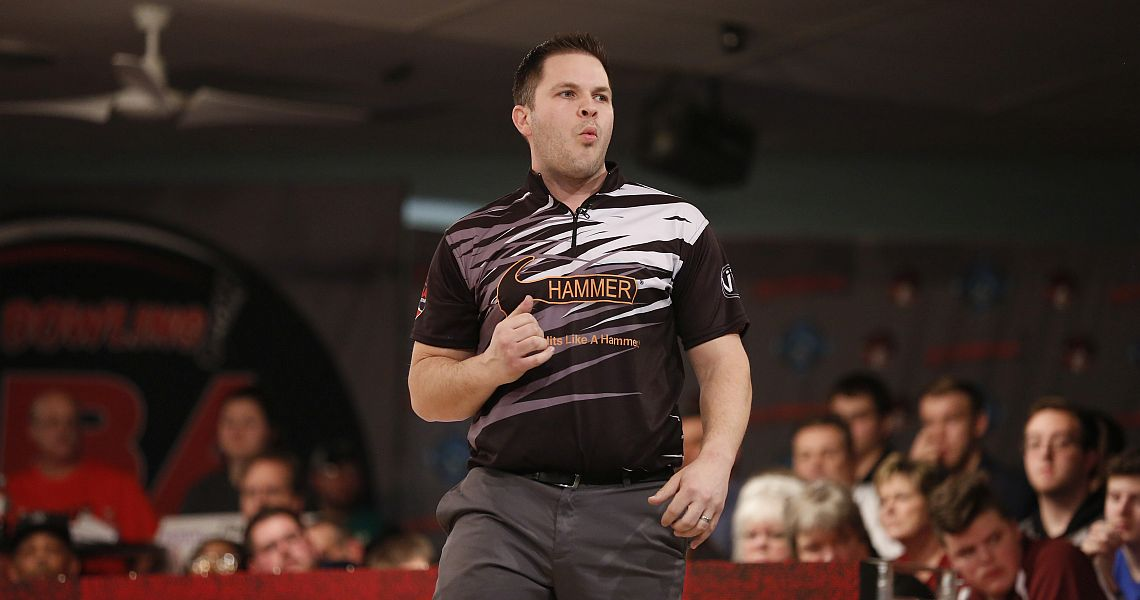 Big start vaults Bill O'Neill into FloBowling PBA Wolf Open first round lead