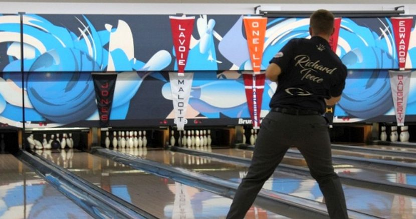 England's Richie Teece takes the lead in FloBowling PBA Tulsa Open