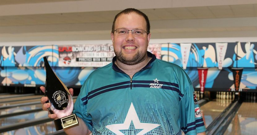 England's Stuart Williams wins his second PBA Tour title in Tulsa Open