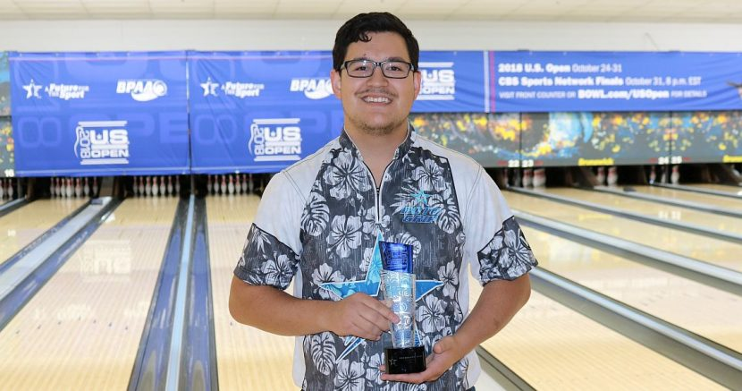 Kristopher Prather leads qualifying at 2018 U.S. Open
