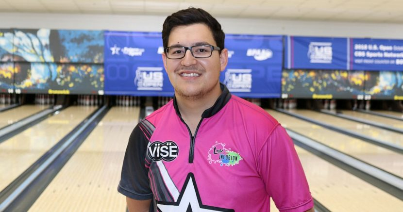 Kristopher Prather leads opening round at 2018 U.S. Open