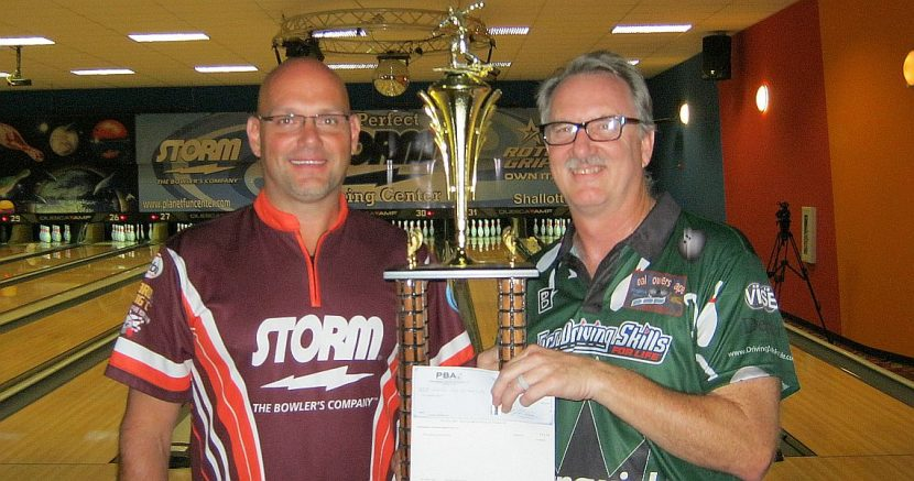 Walter Ray Williams Jr. beats Norm Duke to win PBA50 Storm Invitational