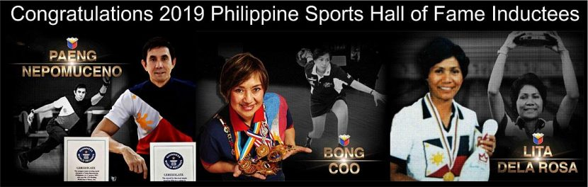 Three Bowling World Cup champion elected to Philippine Sports Hall of Fame