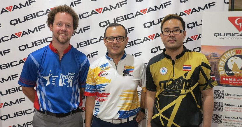 Team USA's Kyle Troup leads after first round at QubicaAMF Bowling World Cup