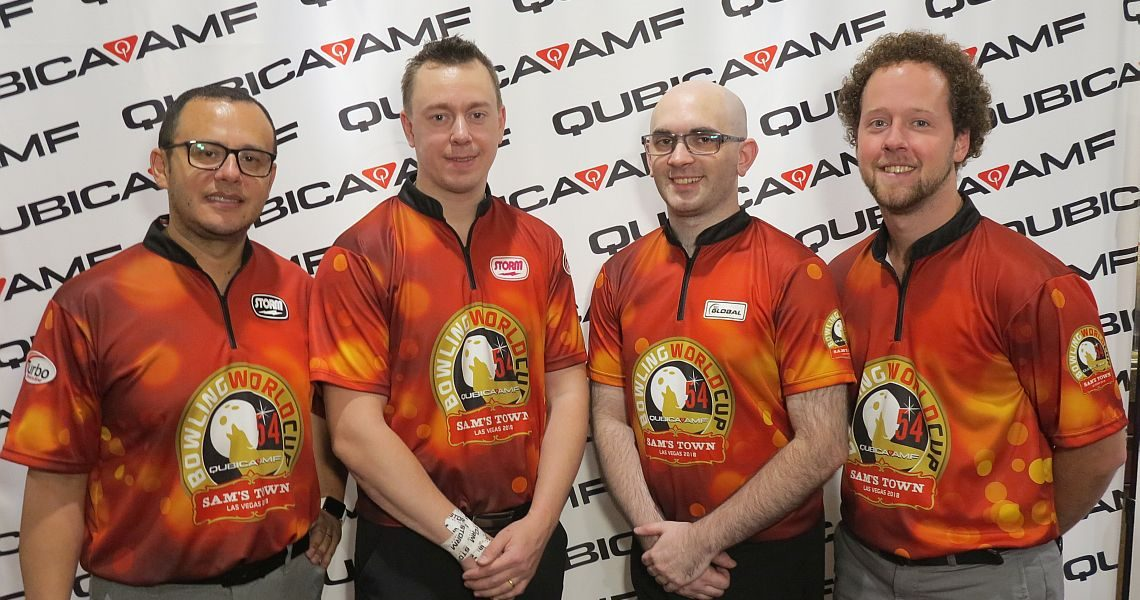 Troup, Pramanik earn top seeds for the QubicaAMF Bowling World Cup finals