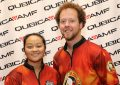 Troup, Pramanik lead top 8 into match play at QubicaAMF World Cup