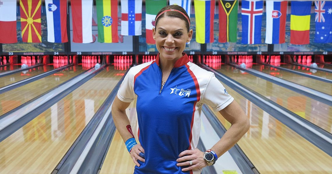 Shannon O'Keefe caps career year as November Bowler of the Month