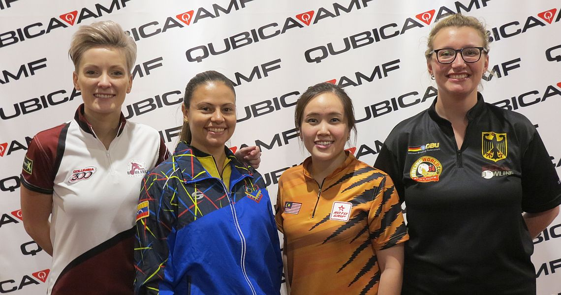 Malaysia's Sin Li Jane takes over lead in Women's Bowling World Cup
