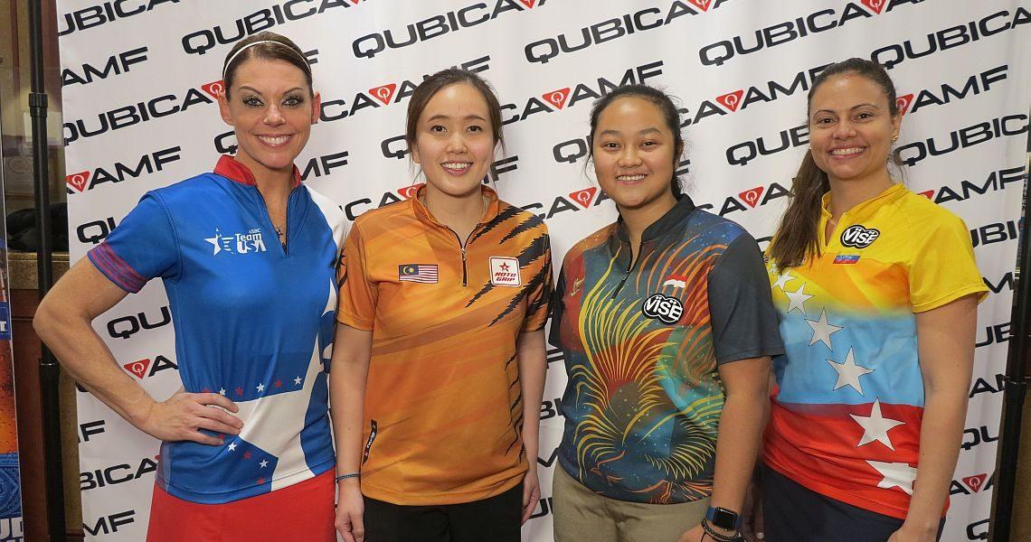 Sin Li Jane retains lead as field is cut from 68 to 24 women in Las Vegas