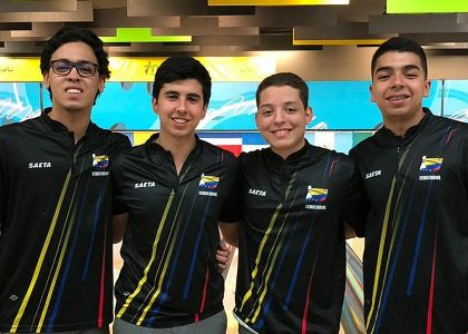 Colombia, Mexico win Team titles at CONCECABOL Youth Championship