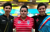 Four countries share Singles gold medals at CONCECABOL Youth Championship