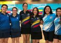 Three Singles Champs repeat in Doubles at CONCECABOL Youth Championship
