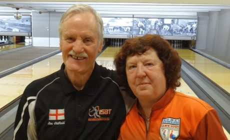 England's Jan Hodge, Ron Oldfield sweep the titles at Flanders Senior Open
