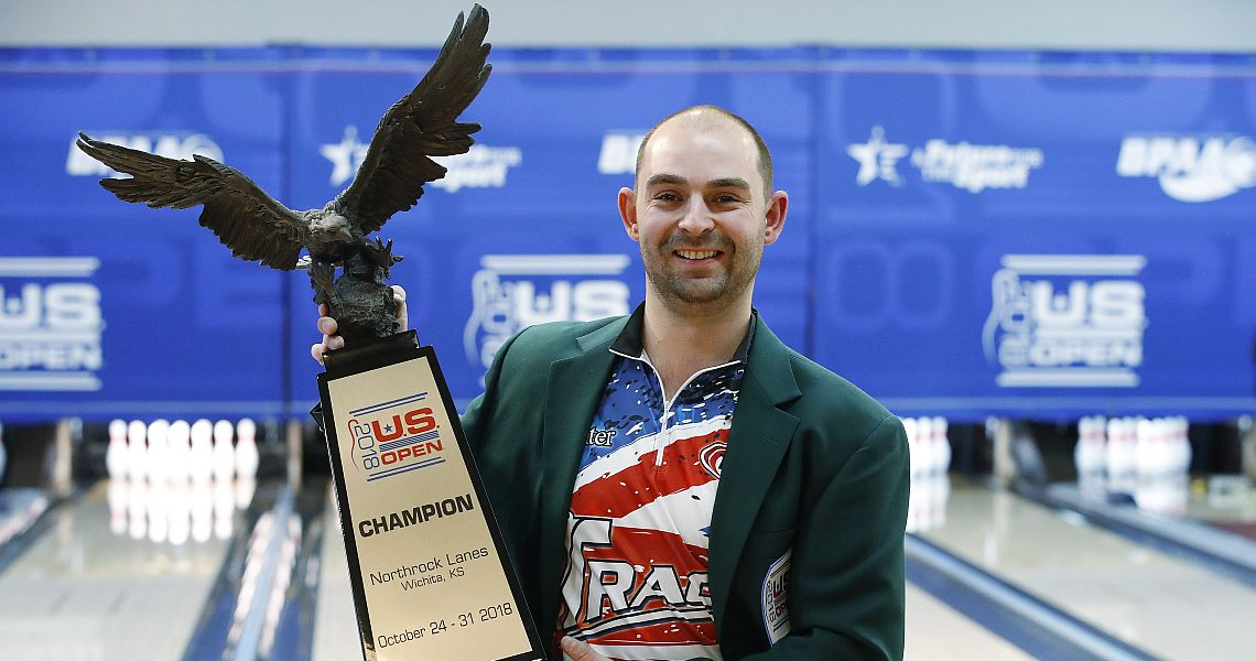 Dom Barrett battles to October IBMA Bowler of the Month