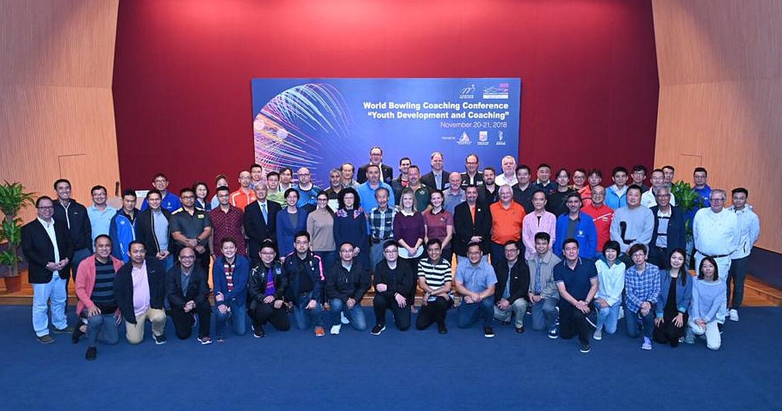 More than 150 participate in 2018 World Bowling Coaching Conference