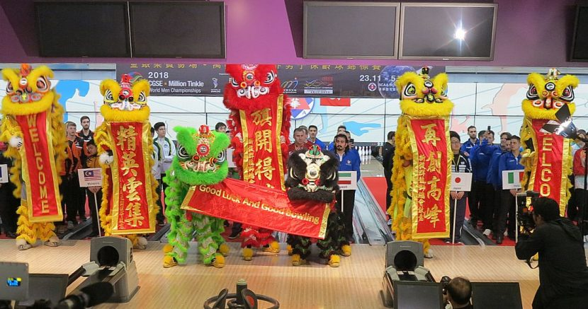 2018 World Men Championships officially launched in Hong Kong