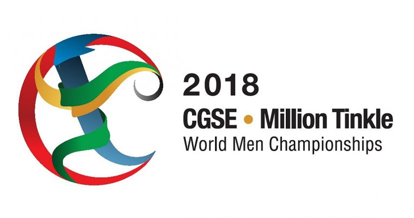 Masters Finals to conclude 2018 World Men Championships Wednesday