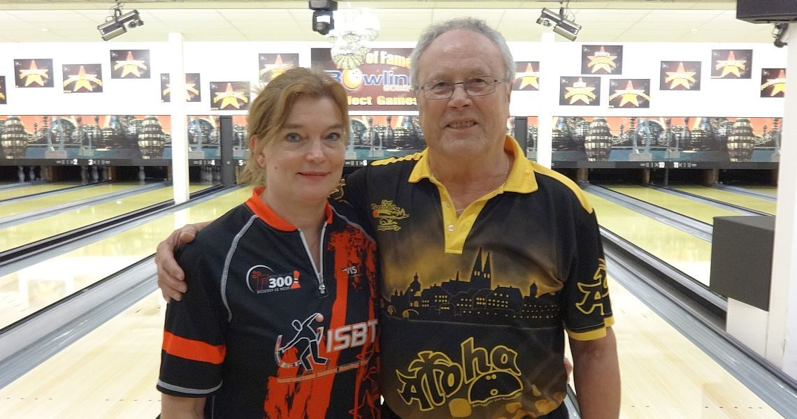 Liliane Vintens, Hermann Wimmer conclude 2018 ISBT with victory in Goes