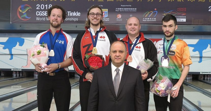 Mitch Hupé defeats top 4 qualifiers on his way to claim gold in Masters