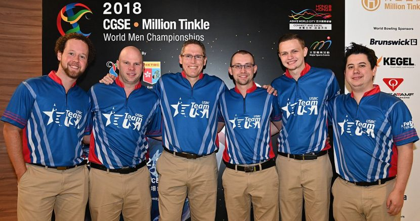 USA, Canada, Italy, Singapore to bowl for the World Championships Team gold